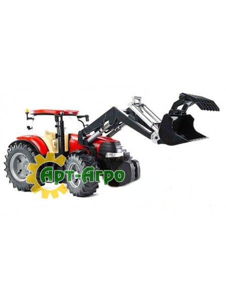 Игрушка трактор с ковшом Case CVX230 1992-03096