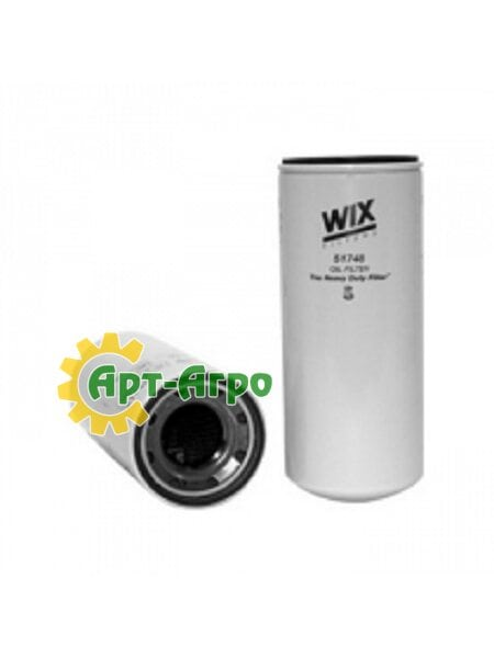 51748 Фильтр масляный Wix